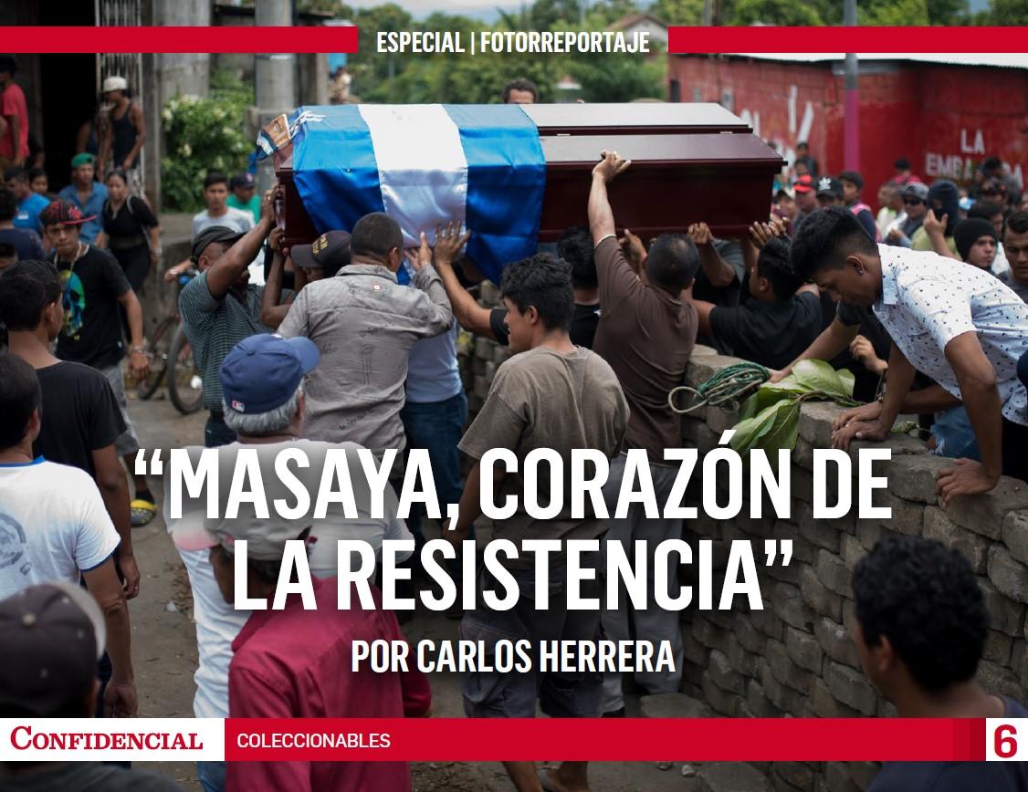 «Masaya, corazón de la resistencia»