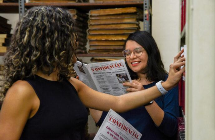 ¿Qué encontrarás en el archivo digital de la revista CONFIDENCIAL?