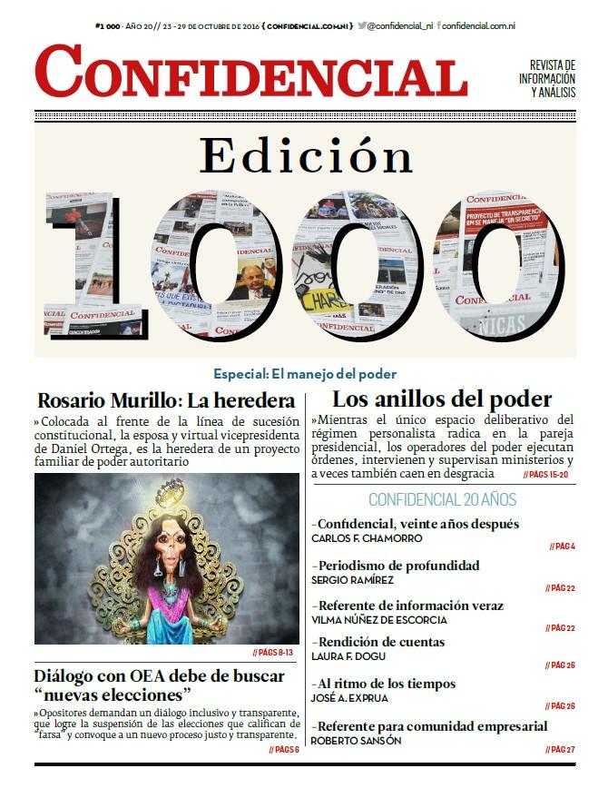 Edición Especial 1000: El manejo del poder