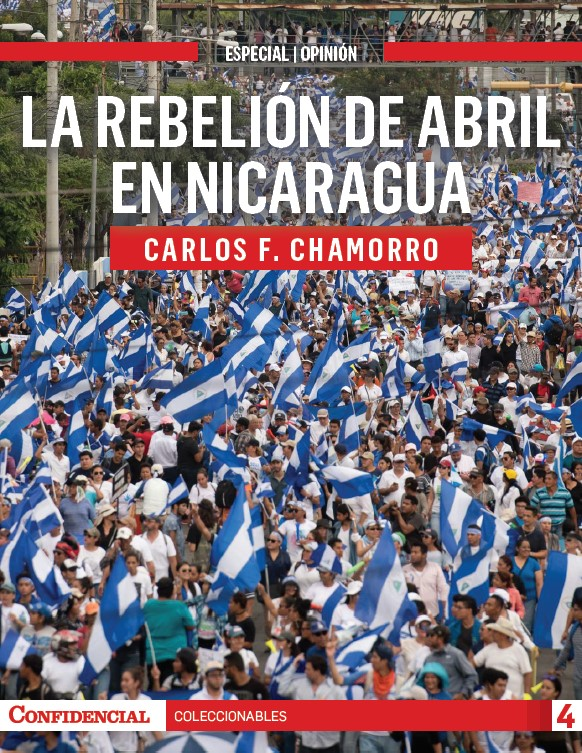 La rebelión de abril en Nicaragua