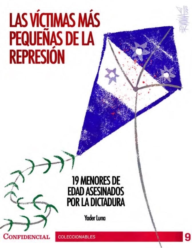 Las víctimas más pequeñas de la represión