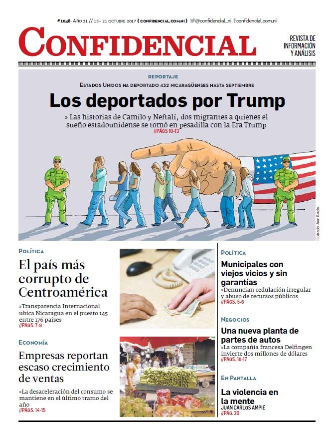 Los deportados por Trump