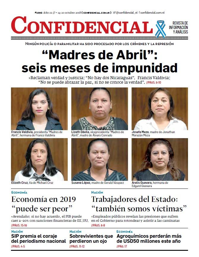 """""""Madres de Abril"""": seis meses de impunidad"""