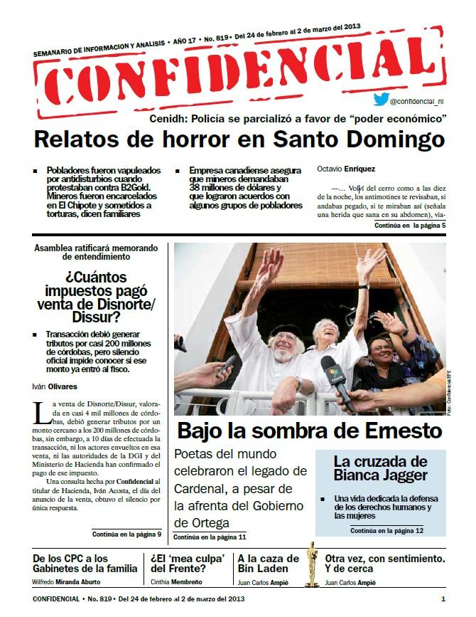 Relatos de horror en Santo Domingo