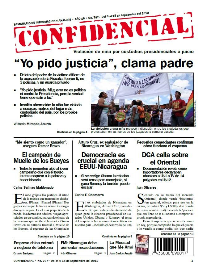 """""""Yo pido justicia"""", clama padre"""