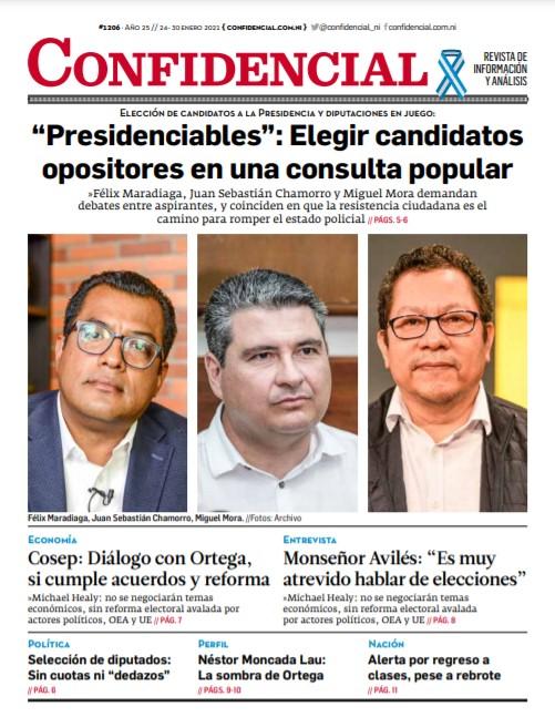 «Presidenciables»: Elegir candidatos opositores en una consulta popular