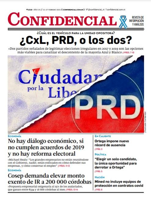 ¿CxL, PRD, o los dos?