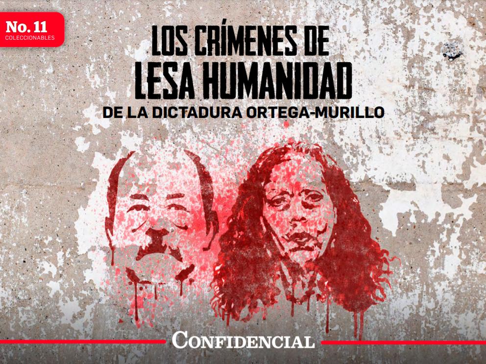 Los crímenes de lesa humanidad de la dictadura Ortega-Murillo